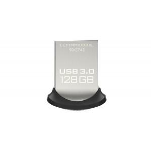SanDisk Ultra Fit USB 3.0 Flash Drive 128GB