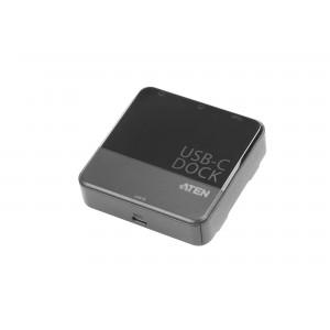 Aten USB-C Dual-HDMI Mini Dock