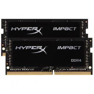 HyperX Impact HX424S15IBK2/64 64GB (32GB x2) DDR4 2400Mhz Non ECC Memory RAM SODIMM