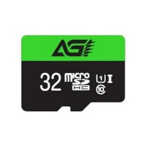 AGI TF138 32GB Micro SD Card - Class 10 / UHS Cass 1