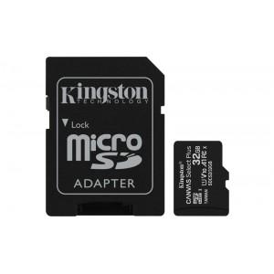 Kingston Technology - Canvas Select Plus microSD Card SDCS2/32 GB-3P1A Class 10 32GB Memory Card