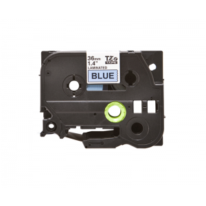 Compatible Brother TZE 561 Black on Blue Labelling Tape – 36mm