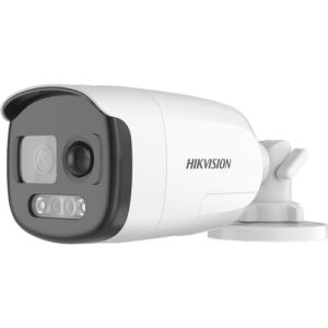 Hikvision 2 MP PIR Siren Fixed Bullet Camera