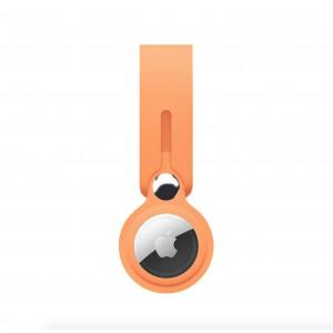 TUFF-LUV Apple Airtag Tracking Locator Protective Case - Orange (5055261892180)