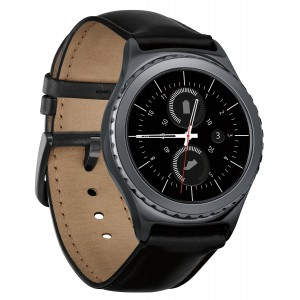 Samsung Gear S2 4GB Smartwatch for Most Android Phones - Classic
