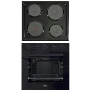 Defy 600mm Oven and Hob Bundle Box Set DBO482/DHD332