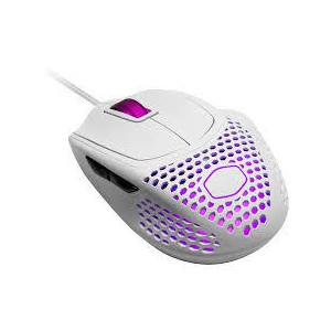 Cooler Master - MasterMouse MM720 Ultra Light 53g RGB Gaming Mouse - Matte White