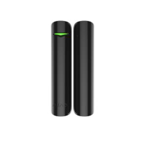 Ajax DoorProtect, Black - Door or Window Contact with Shock Detector