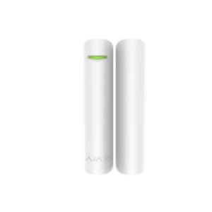 Ajax DoorProtect White - Door or Window Contact with Shock Detector
