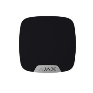 Ajax HomeSiren, Black - Compact Home Siren