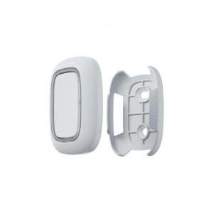 Ajax Button Holder - White