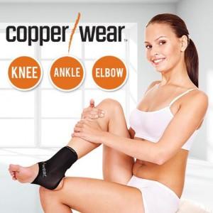 Homemark Copper Wear Ankle - Small