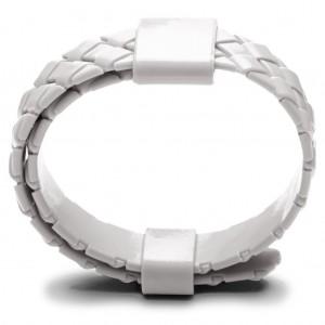 Remedy Health Tech Collagen Bracelet - White