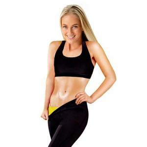 Tone Wear Body Shaping Thermo Wear Pants - Large