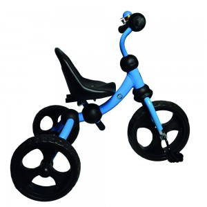 Little Bambino Tricycle Adjustable Seat - Blue