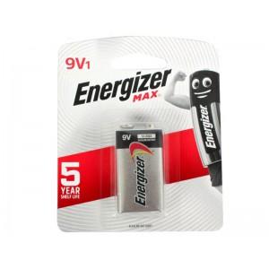 Energizer Max 9v Battery - 1 Pack