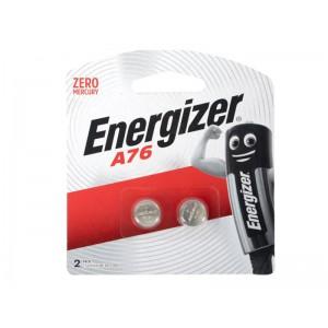 Energizer Miniature Alkaline A76 Battery BP2