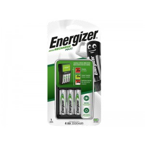 Energizer Charger Maxi Charger (with 4 x 2000Mah AA)