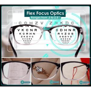 Igia One Power Square Glasses