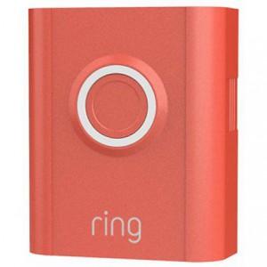 Ring - Video Doorbell 3 Faceplate - Fire Cracker