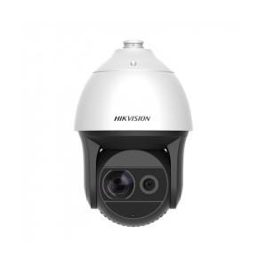 Hikvision 8MP Ultra Low Light PTZ Camera - Laser IR 500m - 36X OZ - IP66