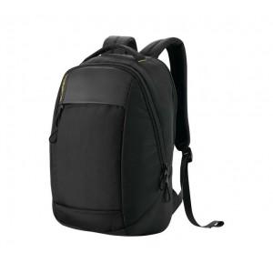 """Volkano Trim 15.6"""" Laptop Backpack - Black/Spice"""