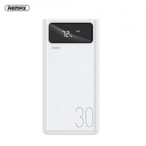 Remax 30000mAh Mengine Series Power Bank - White