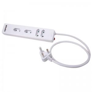 4 Way Multiplug with USB Function