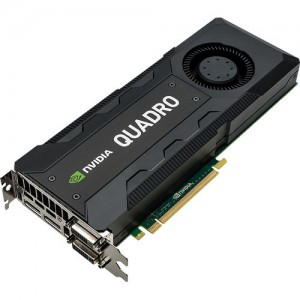 PNY Technologies NVIDIA Quadro K5200 8GB Professional Graphics Card