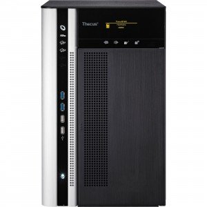 Thecus TopTower N8850 8 Bay 4 GB RAM 3.3 GHz Enterprise NAS Server