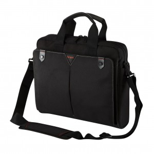 "Classic+ 15-15.6"" Topload Laptop Case - Black"