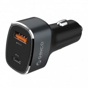 Orico Dual Ports Quick Charge Car Charger