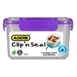 Addis Clip n Seal 1.2L Square