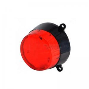Securi-Prod Mini Red LED Strobe 12VDC