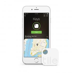 Tile - Phone Finder, Key Finder., Item Finder - 4 Pack (Gen 2)