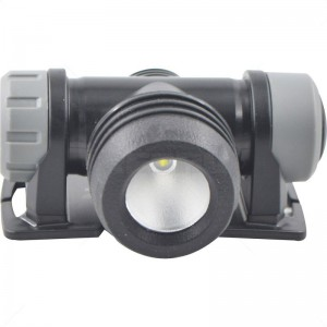 Zartek 120 Lumin LED Headlamp 3 x AAA
