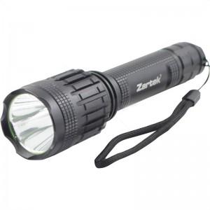 Zartek 900 Lumen LED Tactical Flashlight Rechargeable