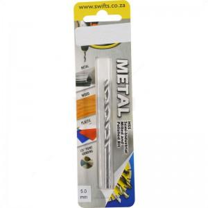 Drill Bit - Steel 5mm