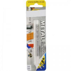 Drill Bit - Steel 4mm