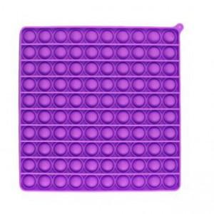 Pop It Bubble Square Fidgt Purple / Blue Camo