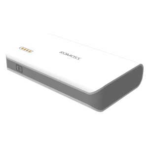 Romoss Solo 3 6000mAh Power Bank - up to 3 full charges