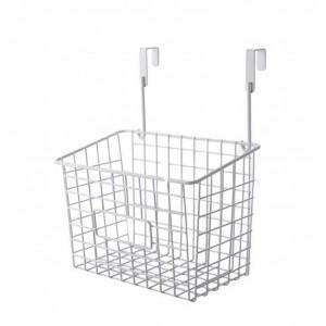 Home Storage Caddy - White Basket