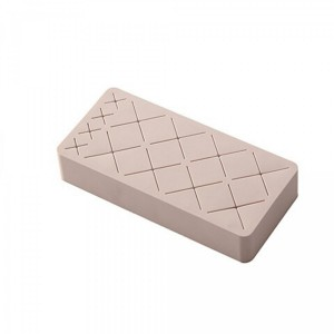 Silicone Cosmetic Organizer - Pink