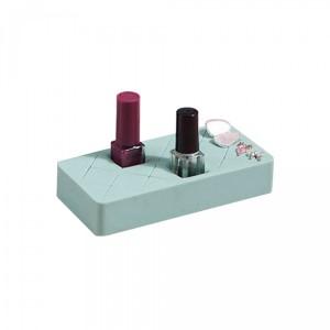 Silicone Cosmetic Organizer - Light Blue