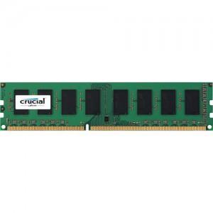 Crucial 2GB (1 x 2GB) 240-Pin UDIMM DDR3L PC3L-12800 Memory Module