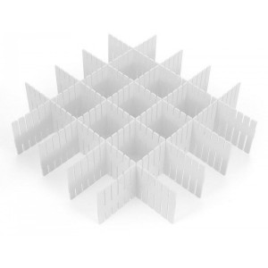 DIY Draw Dividers - Medium/Large - Grey