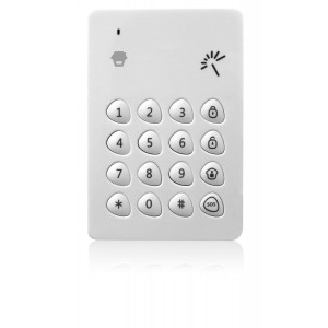 Smanos WK7000 Wireless RFID Keypad