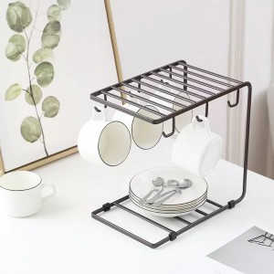 Refined Compact Cup Rack