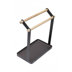Refined Dish Towel Stand