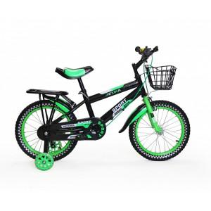 Jeronimo Globetrotter 12 Green Bicycle